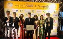 THPT Việt Đức giành giải xuất sắc Liên hoan phim thiếu nhi quốc tế châu Á
