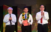 Công bố 10 tài năng khoa học trẻ nhận giải thưởng Quả cầu vàng năm 2019