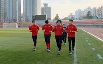 Ngày 3-1 tới, tuyển U23 VN sẽ đá giao hữu với U23 Bahrain