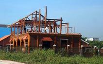 Buộc tháo dỡ biệt thự tiền tỉ xây dựng trái phép trên đất nông nghiệp