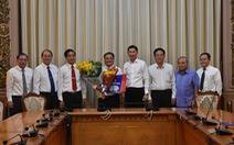 Ông Trần Phi Long làm chủ tịch UBND quận 11