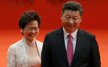 Ông Tập Cận Bình: Bắc Kinh 'ủng hộ vững chắc' lãnh đạo Hong Kong Carrie Lam