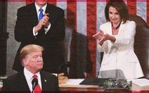 Ông Trump chế giễu Chủ tịch Hạ viện Pelosi 'rụng răng khỏi miệng'