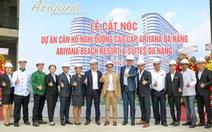 Dấu mốc mới của tổ hợp căn hộ nghỉ dưỡng tại Đà Nẵng