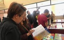40.000 sách mẫu phục vụ lựa chọn sách giáo khoa lớp 1 mới