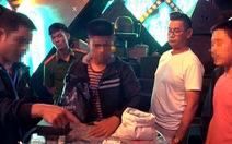 Bắt tạm giam người quản lý và 5 nhân viên quán bar bán ma túy