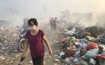 Mục sở thị con đường 'ô nhiễm nhất Việt Nam'