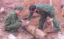 Quảng Bình xử lý an toàn quả bom nặng 227kg