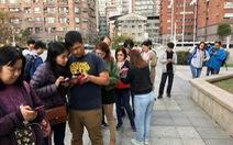Quan chức Đài Loan tố Trung Quốc tung tin đồn thất thiệt ảnh hưởng bầu cử