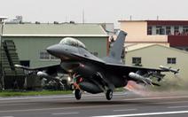 Mỹ - Đài Loan ký thỏa thuận xây trung tâm bảo dưỡng tiêm kích F-16