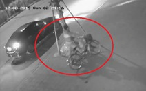 Video tài xế nghi tông cụ bà đi tập thể dục chết rồi xóa hiện trường