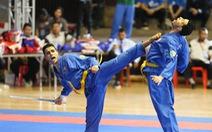 Không thể vào SEA Games, võ Việt đành hài lòng với sân chơi thế giới