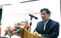 Bộ trưởng Nguyễn Ngọc Thiện nói 'rất mừng' vì được chất vấn nhiều tại Quốc hội