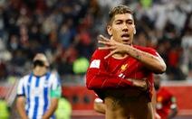 Firmino đưa Liverpool vào chung kết FIFA Club World Cup
