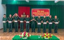 Biên phòng cửa khẩu Nhơn Trạch về TP.HCM