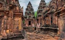 Đến Campuchia thăm thành phố cổ nghìn năm Mahendraparvata