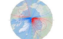 Khoa học đau đầu vì cực từ phía Bắc Trái đất di chuyển nhanh đến Nga