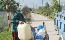 Hạn hán, xâm nhập mặn kỷ lục, ĐBSCL có thiếu nước sinh hoạt và sản xuất?