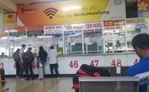 Từ 25-12, Bến xe Miền Đông mở bán trực tuyến vé xe tết