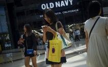 Giới trẻ Trung Quốc chuyển hướng mua hàng nội vì tinh thần yêu nước