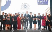 PMI liên tiếp đạt danh hiệu 'Nhà tuyển dụng hàng đầu toàn cầu'
