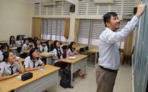 Ngưỡng mộ thầy giáo trẻ Trần Lê Duy