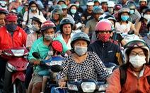 Cấp bách kiểm soát chất lượng môi trường không khí tại các đô thị lớn