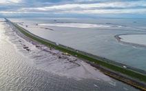 Chính phủ Hà Lan phải mua lại đất của dân làm đầm lầy thoát nước