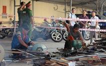Đồng Nai tiêu hủy hơn 450 khẩu súng, 2.200 vũ khí thô sơ