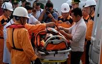 Cứu thủy thủ Indonesia nguy kịch trên biển Đông