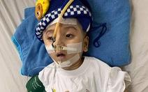 Bác sĩ Singapore: Bé Phạm Đức Lộc đã có cơ hội chiến đấu