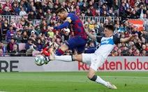 'Song sát' Messi và Suarez tỏa sáng giúp Barca đại thắng