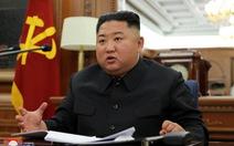 Ông Un họp kín bàn củng cố quân đội Triều Tiên