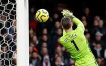 De Gea mắc sai lầm, M.U 'phơi áo' trước Watford