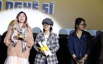 Giải thưởng điện ảnh Búp sen vàng: Ngõ nghệ sĩ lập hat-trick