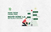 Hành trình chinh phục người dùng 4.0 của Ngân hàng điện tử Vietcombank