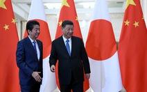 Ông Tập: Trung Quốc và Nhật không nên coi nhau như mối đe dọa