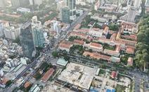 Giá đất đường Đồng Khởi, Hàm Nghi, Lê Lợi vẫn 162 triệu đồng/m2