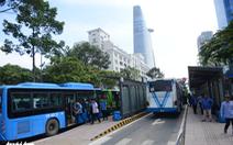 Ngày mai, 72 tuyến xe buýt TP.HCM chạy lại