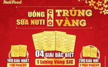 Giới thiệu chương trình Uống sữa Nuti - Cào trúng vàng