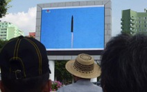 Triều Tiên tiếp tục thử tên lửa đạn đạo chạm tới lãnh thổ Mỹ?