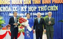 Thủ tướng phê chuẩn bà Trần Tuệ Hiền giữ chức chủ tịch UBND tỉnh Bình Phước