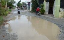 Nhà thầu Trung Quốc 'dựa vào thời tiết' để trả đường cho dân