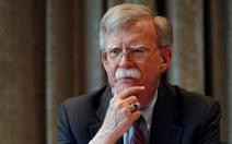 Ông John Bolton: 'Chính sách Triều Tiên của ông Trump thất bại'