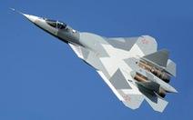 Chiến đấu cơ tàng hình Su-57 của Nga rơi khi bay thử