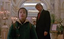 Video Giáng sinh, ông Trump ôn lại kỷ niệm đóng phim 'Ở nhà một mình 2'