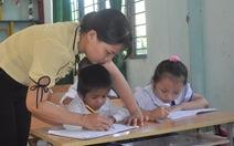 Quảng Ngãi hợp đồng giáo viên theo tiết