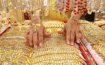 Vàng trong nước lại vượt mốc 42 triệu đồng/lượng