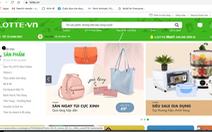 Lotte.vn đóng cửa, chuyển mảng thương mại điện tử về Lotte Mart