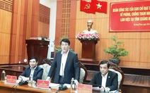 Quảng Nam không phát hiện tham nhũng qua tự kiểm tra nội bộ